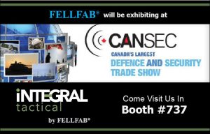 Integral Tactical by FELLFAB® to attend CANSEC 2015, at booth #737