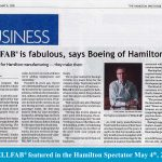 FELLFAB Limited in Hamilton Spectator