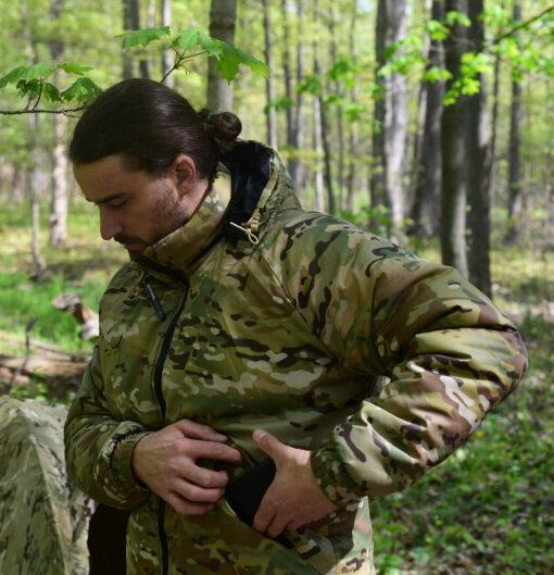 dolomitti jacket multicam