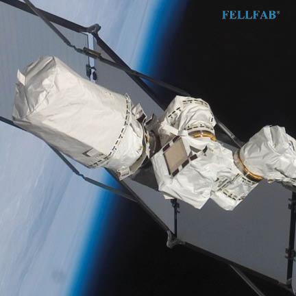 Aerospace Satellite Communications Cover