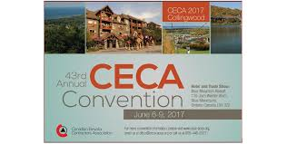 FELLFAB will be exhibiting at CECA EXPO 2017