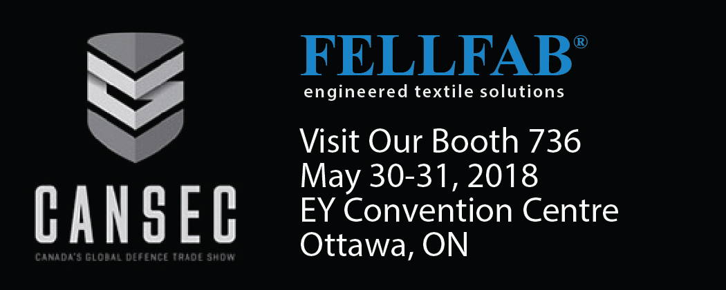 FELLFAB will be exhibiting at CANSEC 2017