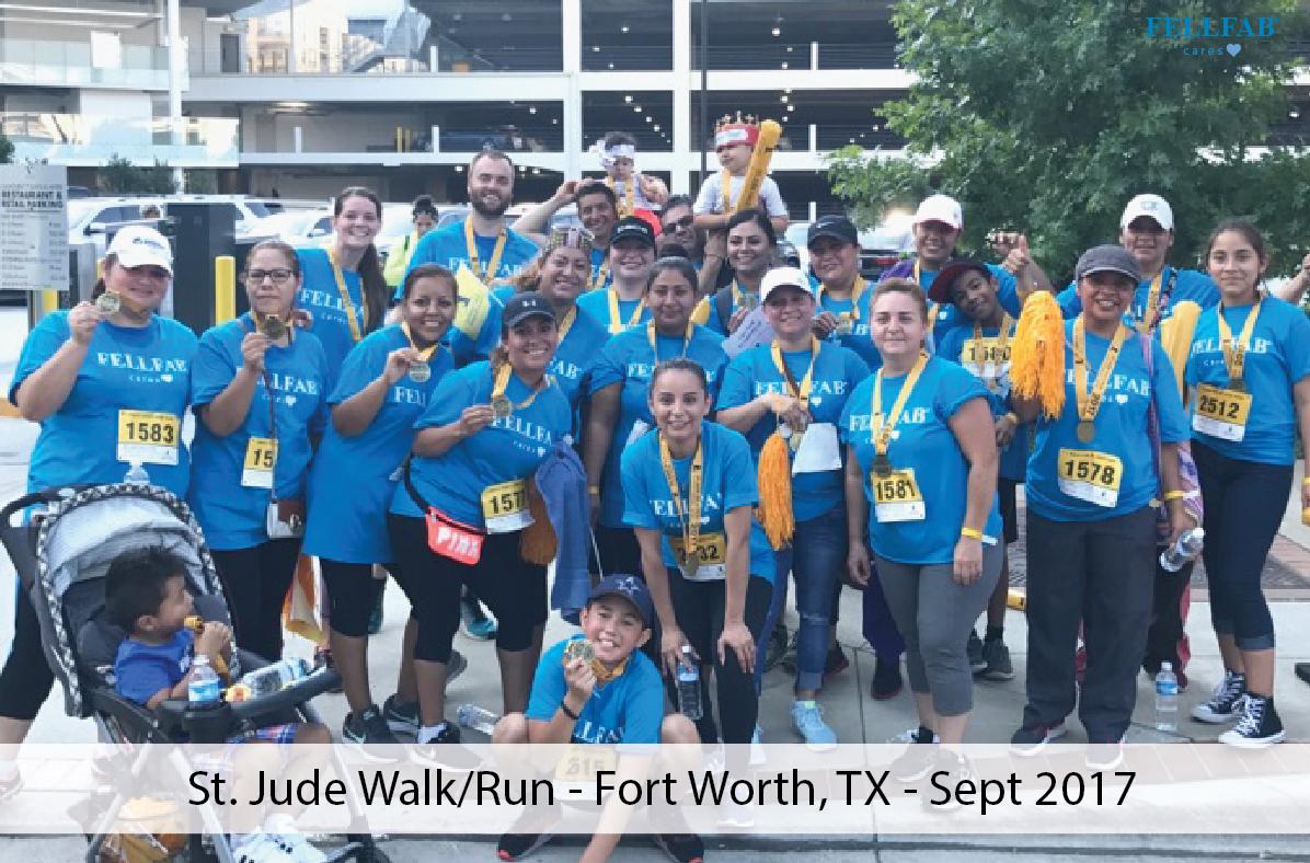 St. Jude WalkRun - Fort Worth, TX - Sept 2017-01