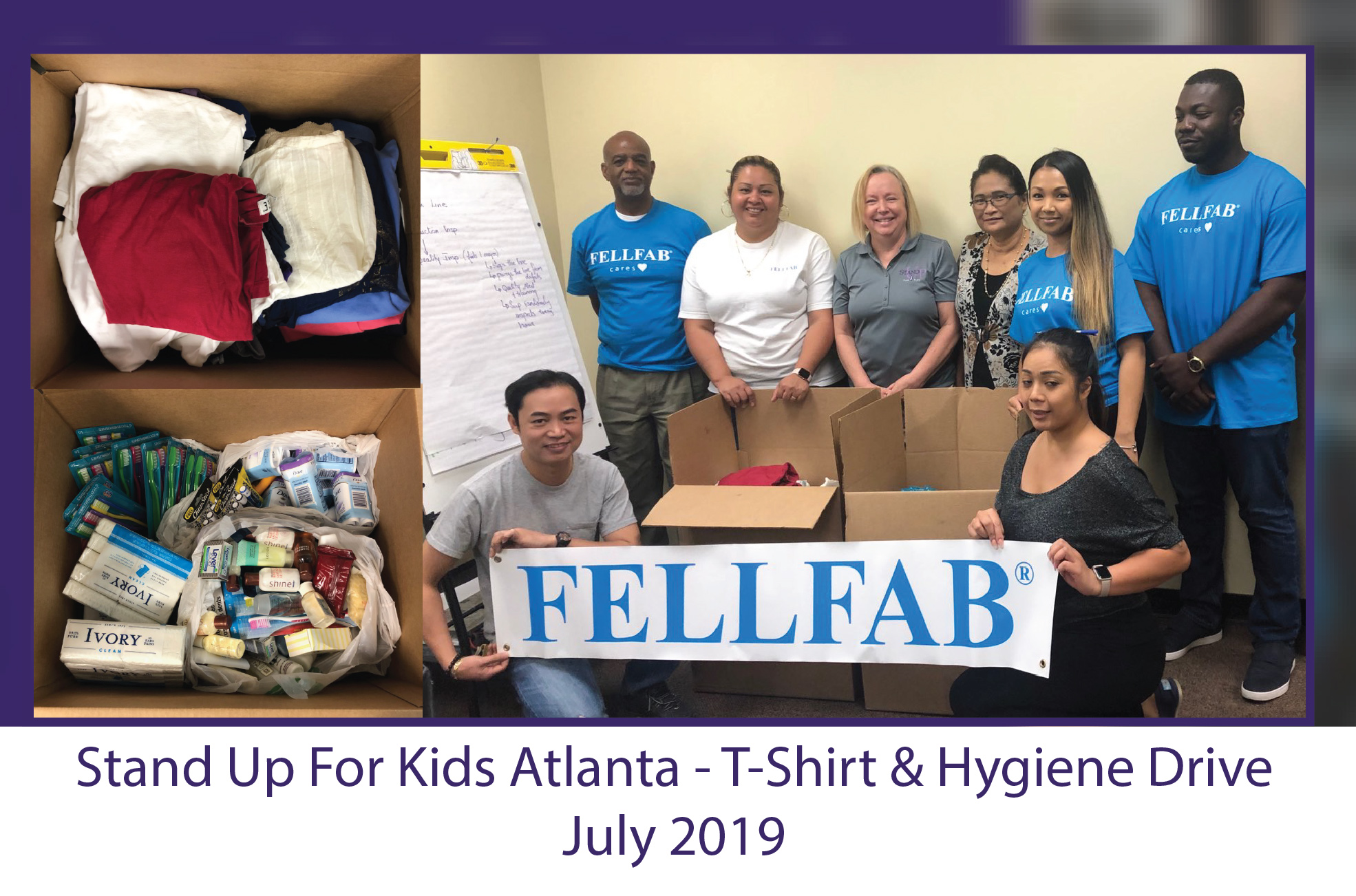 FELLFAB Cares - Stand Up for Kids 2019-01