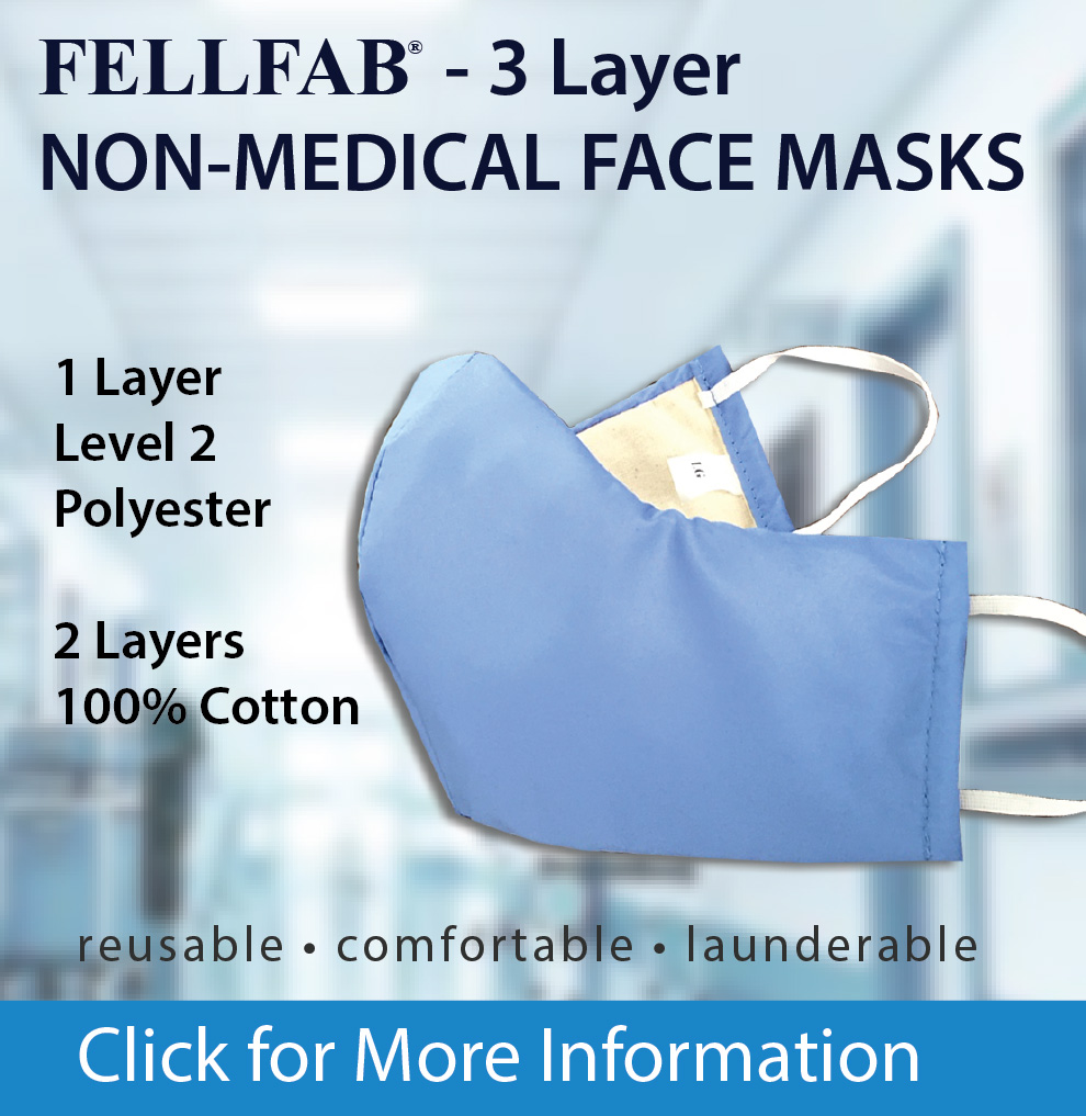 non medical 3 layer face mask