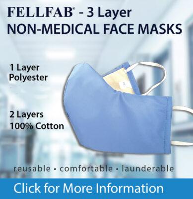 non medical 3 layer face mask